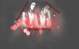 Aoi - Before I Decay by Crimson-Truth