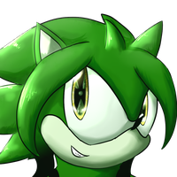 Nitrous the Hedgehog .:Commission:. by krazykat3