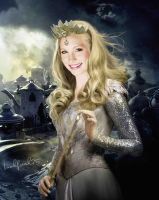 Glinda The Good Witch by Bookfreak25