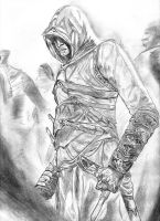 Assassins Creed by divjace
