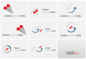Global Logistics Logos by mossawi