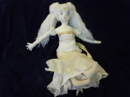 Princess Serenity doll by Leah-Sharone