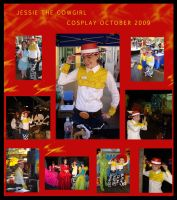 Toy Story Jessie Cosplay by Crimsongypsy1313