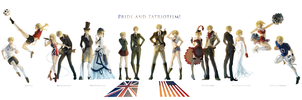 pride and patriotism by hakuku