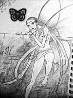 The Fairy catched by amadis33