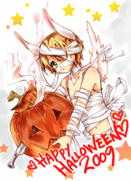 Happy Halloween 09 by arielucia