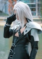 Sephiroth I by lemone-green