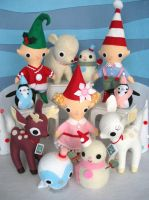 Christmas Collection by FantasticToys