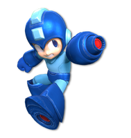 Mega Man by kamtheman56