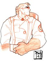 Anime NEXT - The Medic TF2 by madmagnus