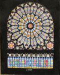 Notre Dame Rose Window by manda-pie