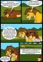 To be a king's mother page 21 by Gemini30