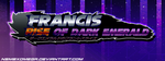 Francis Rise Of Dark Emerald Logo (V3) by NSMBXomega