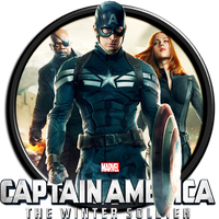 Caption America The Winter Soldier by RajivCR7
