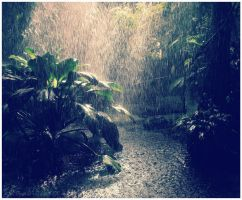Tropical Rain by EXITmuzic