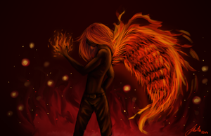Madness: Fire and Fury by Anneliesse666