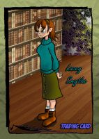 Commission:  Lacey Smythe Card by bogmonster