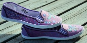 Dragonfly Shoes by mystic-fae