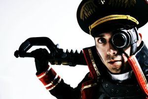 Lord Commissar Brenn - War Hammer 40k by CapBloodie