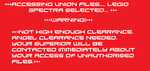 ++CLASSIFIED++ Legio Spectra by EmperorMyric