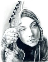 Frank and Guitar by laurelly25