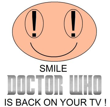 Doctor Who - Back on your TV by DoctorWhoOne