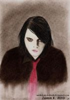 Gerard Way by UNTILitFADEStoBLACK