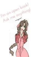 Ask Aerith by IllusionedTime