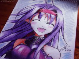 Unforgettable Smile by edriel031