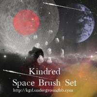 Kindred Space Brush Set by Kindred-Jerinof
