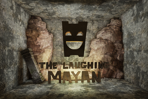The laughing Mayan by MrSparkles10