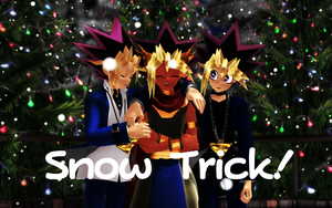 Snow Trick! [Video Link in Description] by Trouble-san