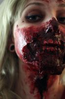 Zombie Crawl Purdy Mouth #2 by Freakmo-SFX
