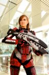ME3: Savior of the Citadel by MissCordie