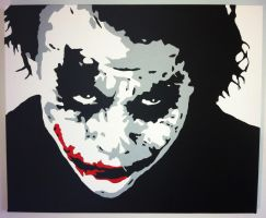 Why so Serious? by roblepitch
