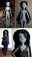 Marceline Custom Doll by Reitanna-Seishin