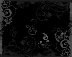 Wallpaper black by Phatestroke