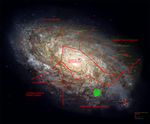 Milshanka Galaxy, Detailed by MetteusAtoll