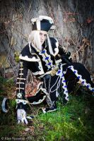 Abel Nightroad - Trinity Blood by oShadowButterflyo