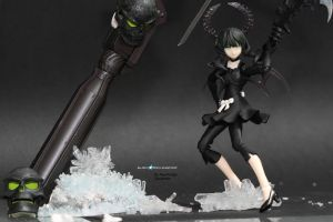 Black Rock Shooter Freestyle 2 by RaynFudge