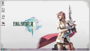 Final Fantasy XIII Theme by iDR3AM