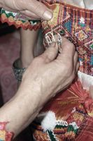 dressing the amazighian bride by dimajaber