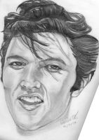 Elvis -finished- by Gemini58