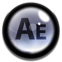 Adobe After Effects Icon by DudekPRO