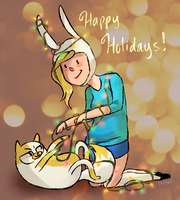 AT: holiday cheer by TheKnysh