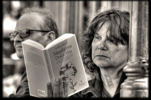 In the reading.. by blackandecker