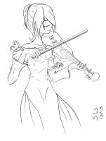 Violin By Kyteleonhart 2 by Zanora-zara