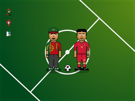 portugal_euro2008 wallpaper by B-positive