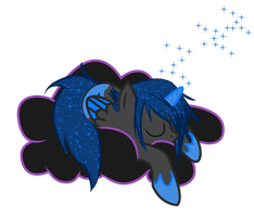 Sleepy Cypher on a Cloud by ArshnessDreaming