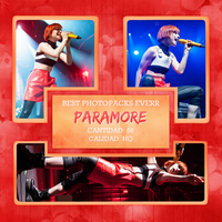 Photopack 1879 - Paramore by BestPhotopacksEverr